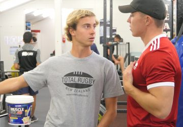 Talking with Crusader strength and conditioning staff gallery image