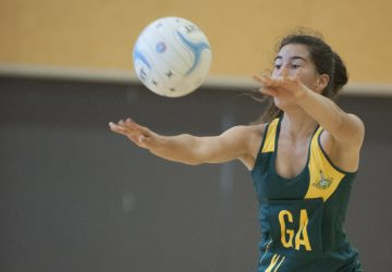 Netball – Expect the Best Tour Image
