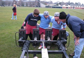 Rugby – 100% Pure NZ Rugby Tour Image
