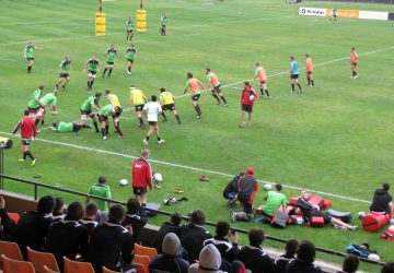Crusader International High Performance Rugby Tour Image