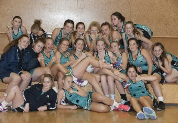 Netball – One for All Tour Image