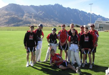 Cricket – All Rounders Tour Image